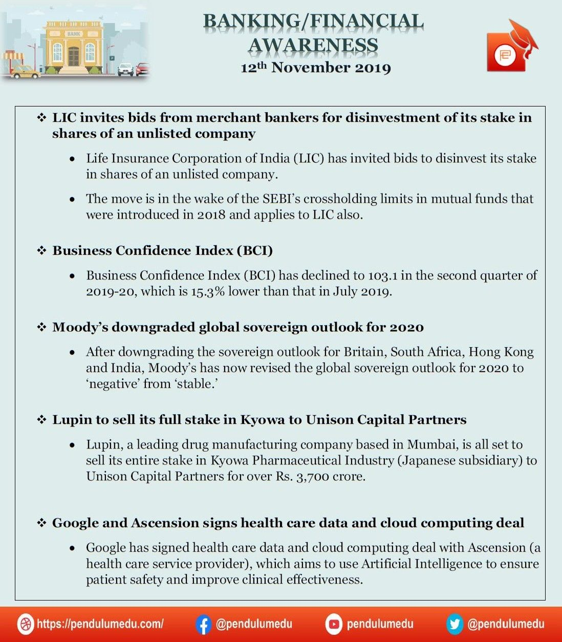 Economic Banking And Financial Awareness Life Insurance
