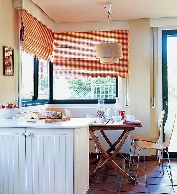 Ideas para ganar un comedor de diario en la cocina (por pequeña que ...
