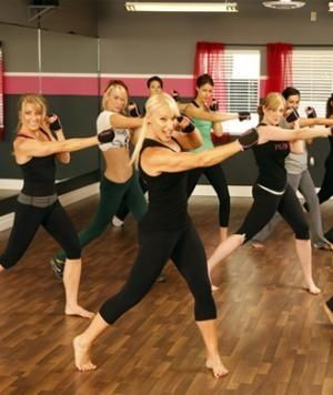 Piloxing  A fast-paced fusion of Pilates, boxing, and dance, this cardio workout created by Swedish dancer and celeb trainer Viveca Jensen whips you into tip-top shape. fitness-trends workout