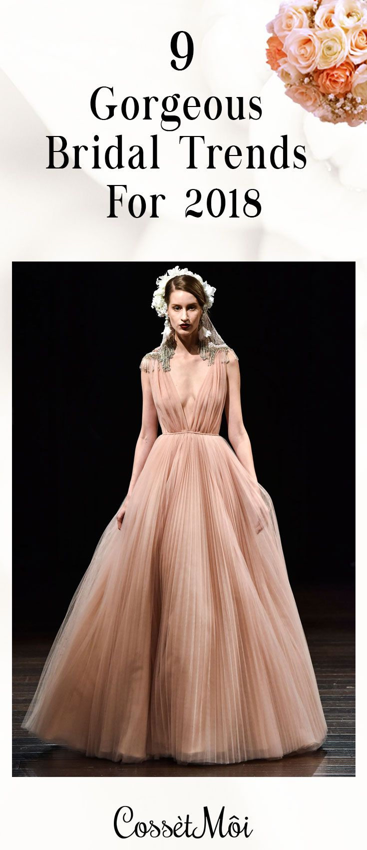 mustsee fall wedding dress trends wedding dresses
