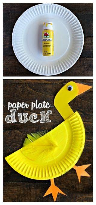 Paper Plate | Basteln | Pinterest | Craft, Activities and Farming
