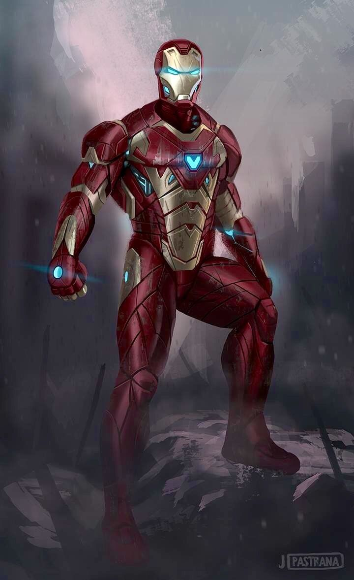 Innovative iron man avengers pinterest h ros fond for Maison d iron man