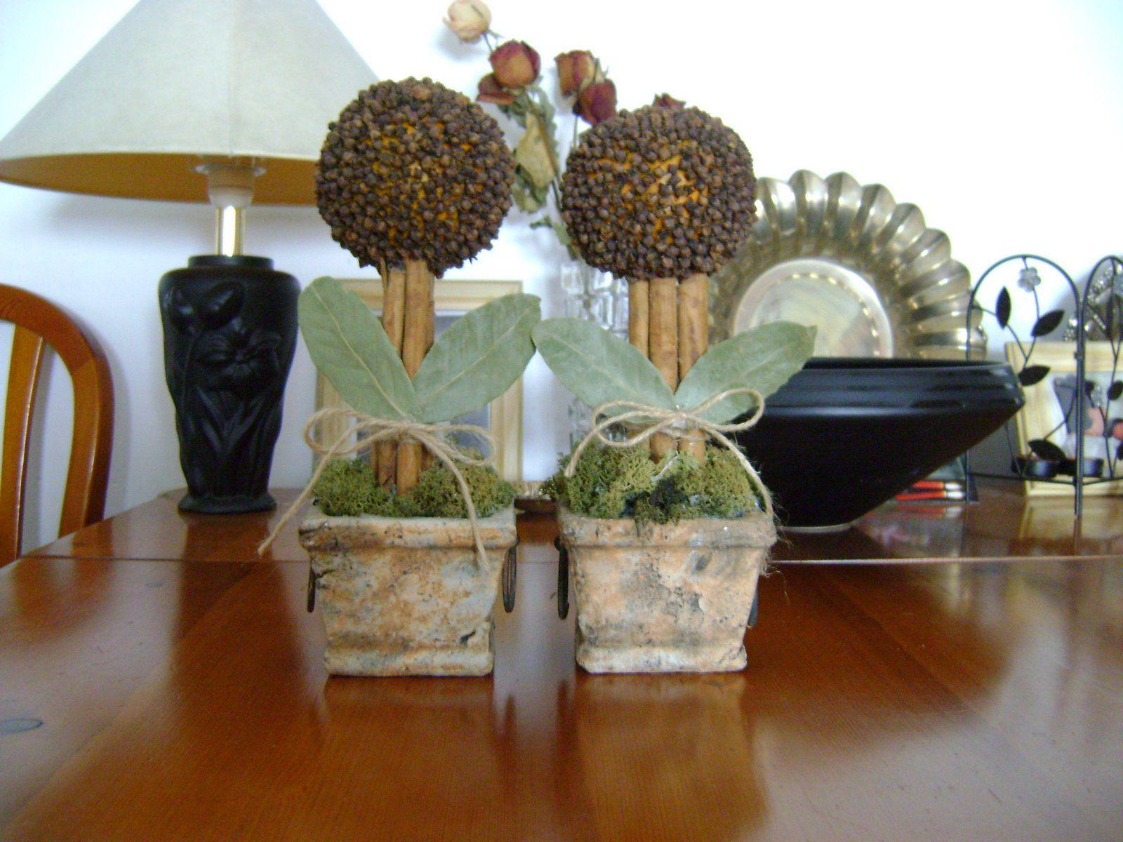 Muy coqueto el ambientador natural con una naranja clavos for Ambientador con suavizante y bicarbonato