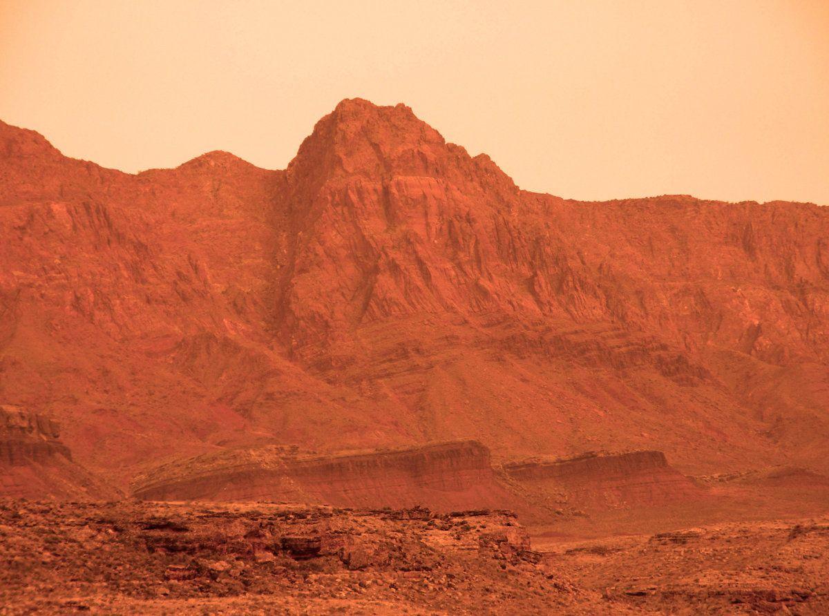 mars landscape materials - HD1200×892