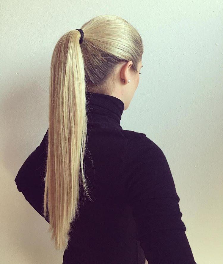 """# blonde Braids high ponytails Sexiest Hair on Instagram: """""""