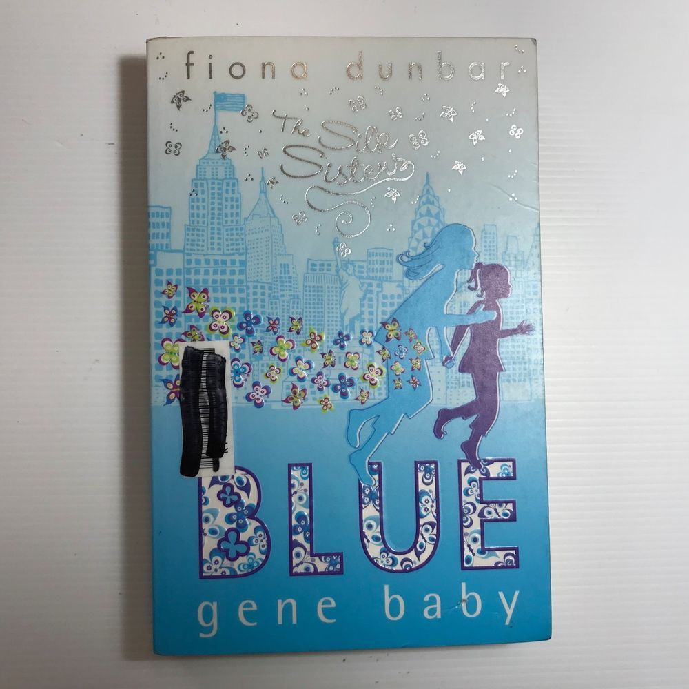 Blue Gene Baby By Fiona Dunbar Paperback 2008 In 2018