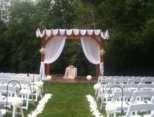 Pergola wedding decoration ideas pergolas weddings and wedding pergola weddings junglespirit Image collections