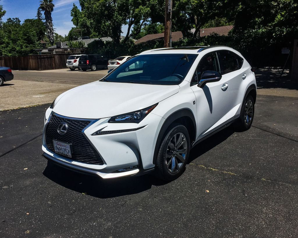 2016 Lexus NX 200t F SPORT is in the CF Garage (With