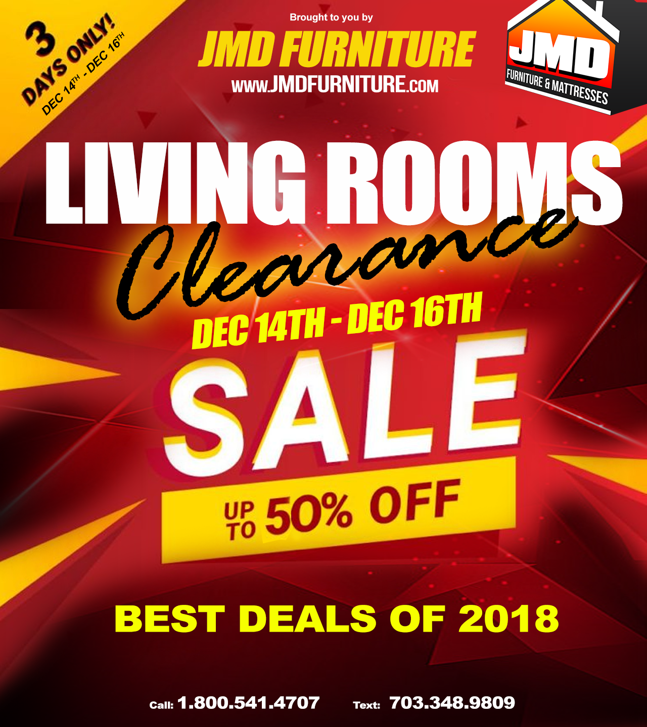 Best Living Rooms Clearance Sale Is Happening At Jmd Furniture 400 x 300