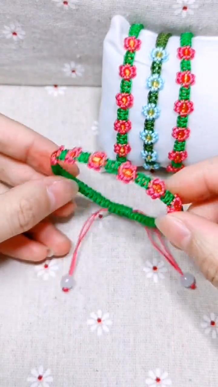 Photo of Hand Rope Weaving Tutorial # 29