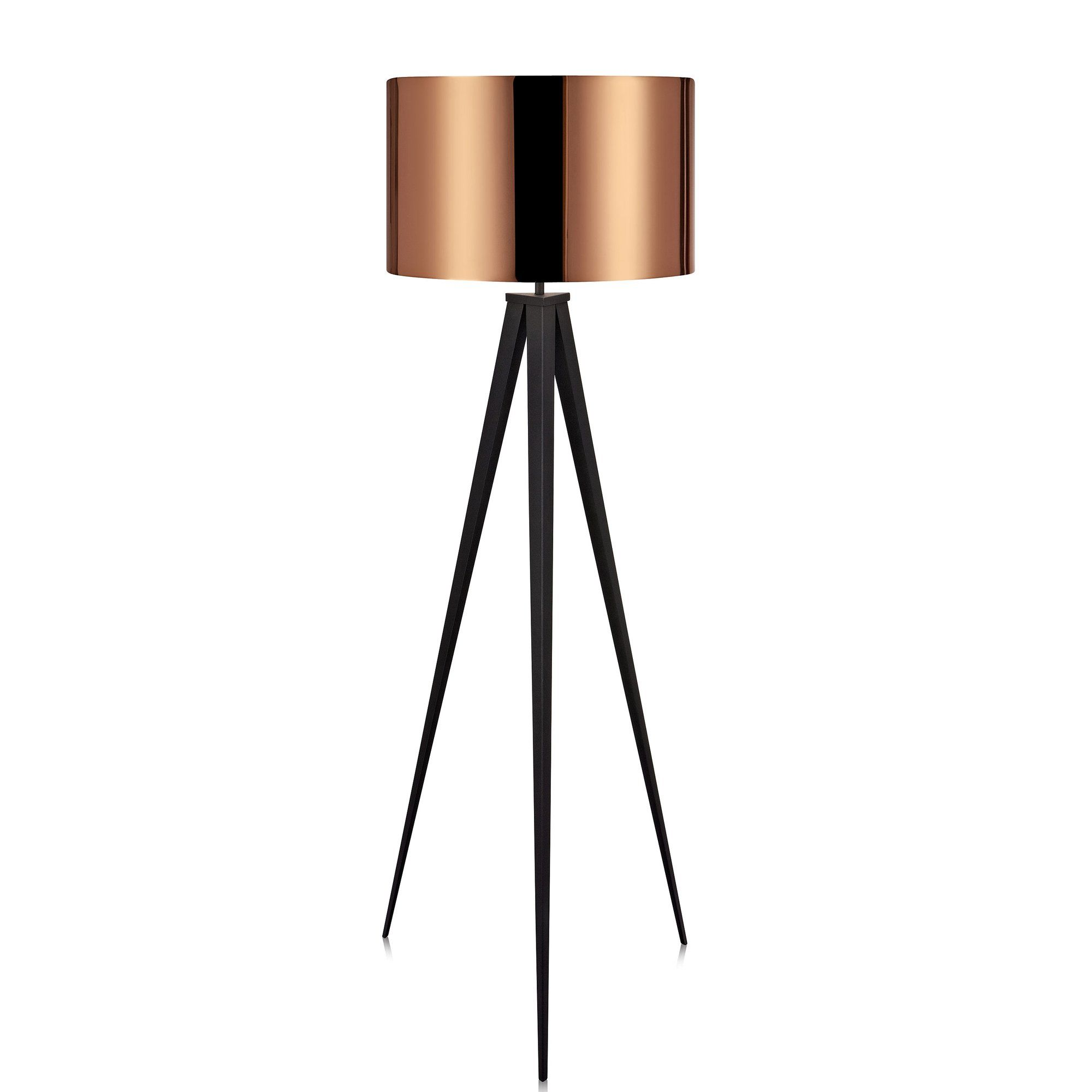 One Touch Lamps Bedroom Versanora Romanza 6023 Tripod Floor Lamp Reading Light For