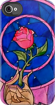 Beauty and the Beast iPhone cover