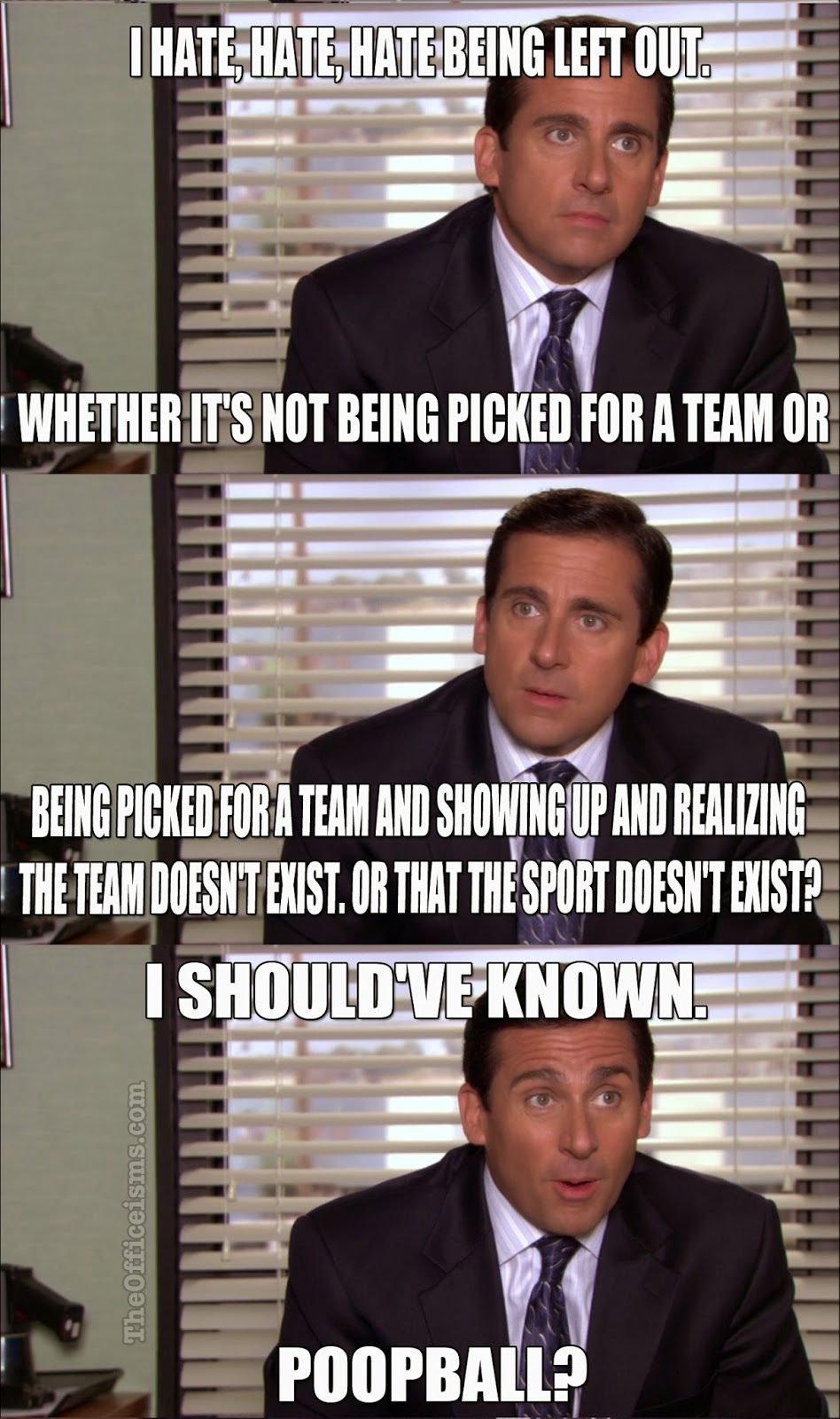 Funny Office Meeting Meme : The office isms michael scott memes that s what she