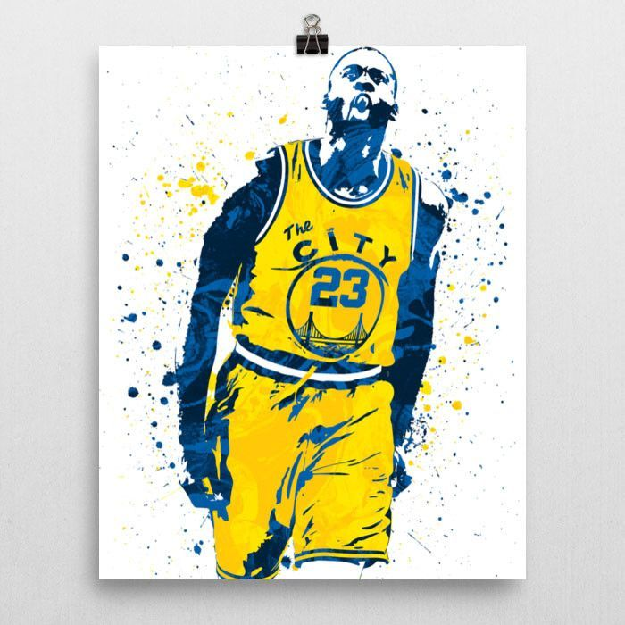 649adbfa8db Draymond Green Golden State Warriors Poster