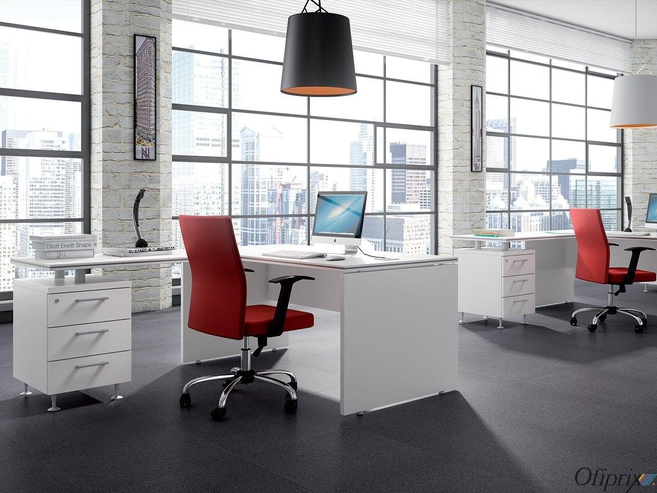 Mesas de Oficina Baratas - Work Basic en 2020 | Mesa de ...