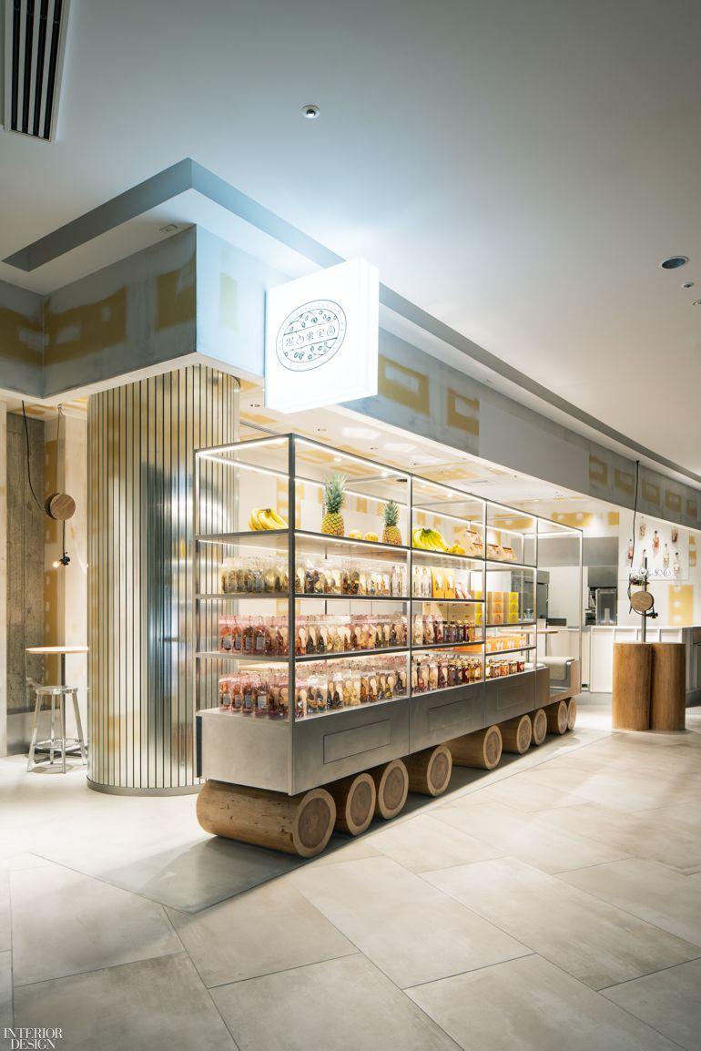 Yagyug Douguten Designs An Osaka Cafe That Connects Horiuchi Fruit