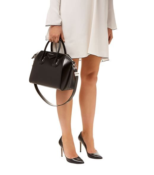 f11ffd7fa9 Accessories  Shoulder Bags Givenchy Small Antigona Smooth Leather Shoulder  Bag