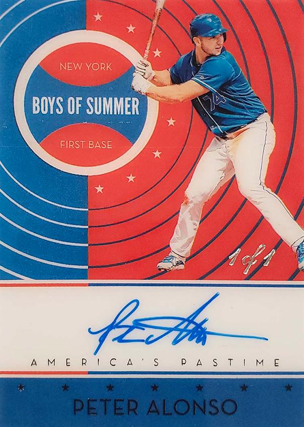 2019 Panini Chronicles Baseball Checklist Set Info Boxes