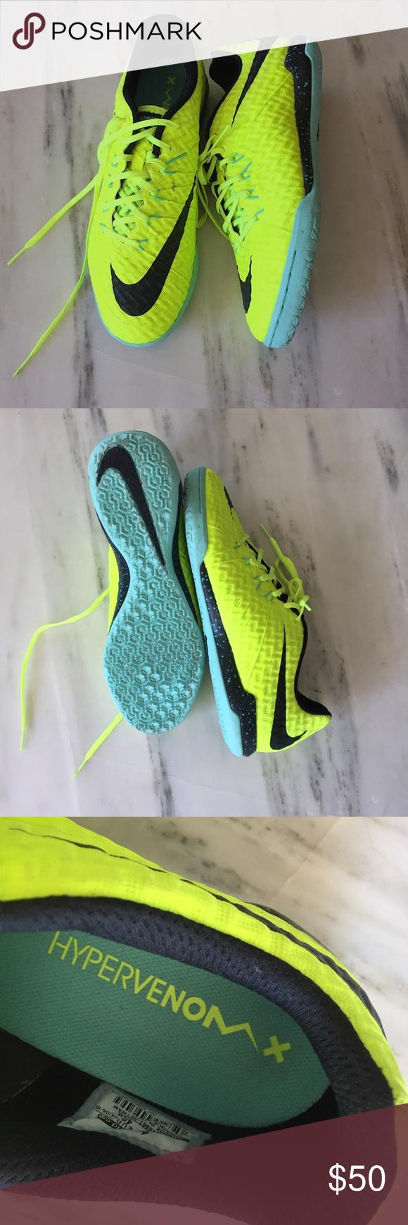 Neon Nike Hypervenom Sneakers Neon Nike Hypervenoms  5ffa6d54b
