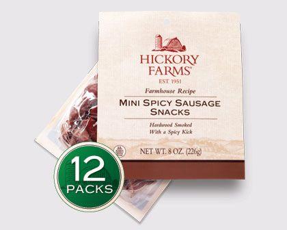 Inspirational Hickory Farms Celebration Collection