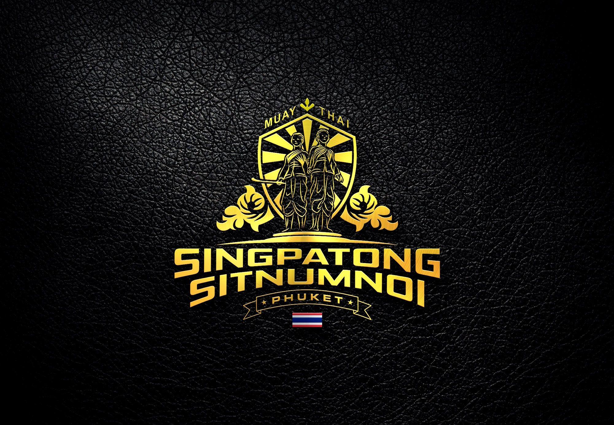 Designs muay thai boxing gym logo logo design contest