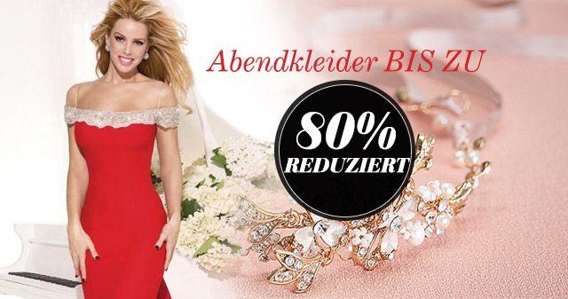 Abendkleider, Abiballkleider, Brautkleider Online Shop - Fairyin.de ...