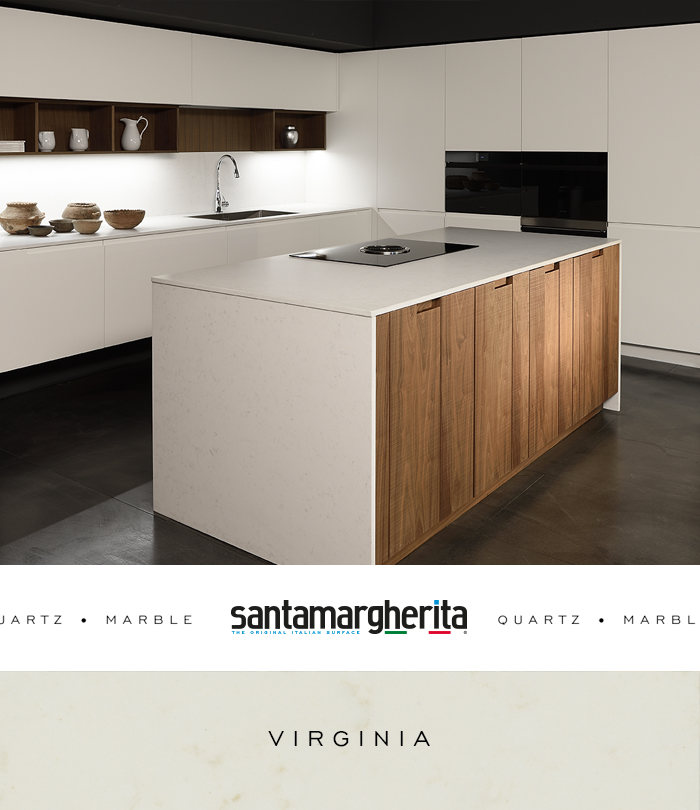 Un top cucina per sperimentare, cucinare, vivere. #Virginia ...