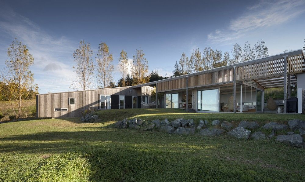 Brick+Bay+House+/+Glamuzina+Paterson+Architects