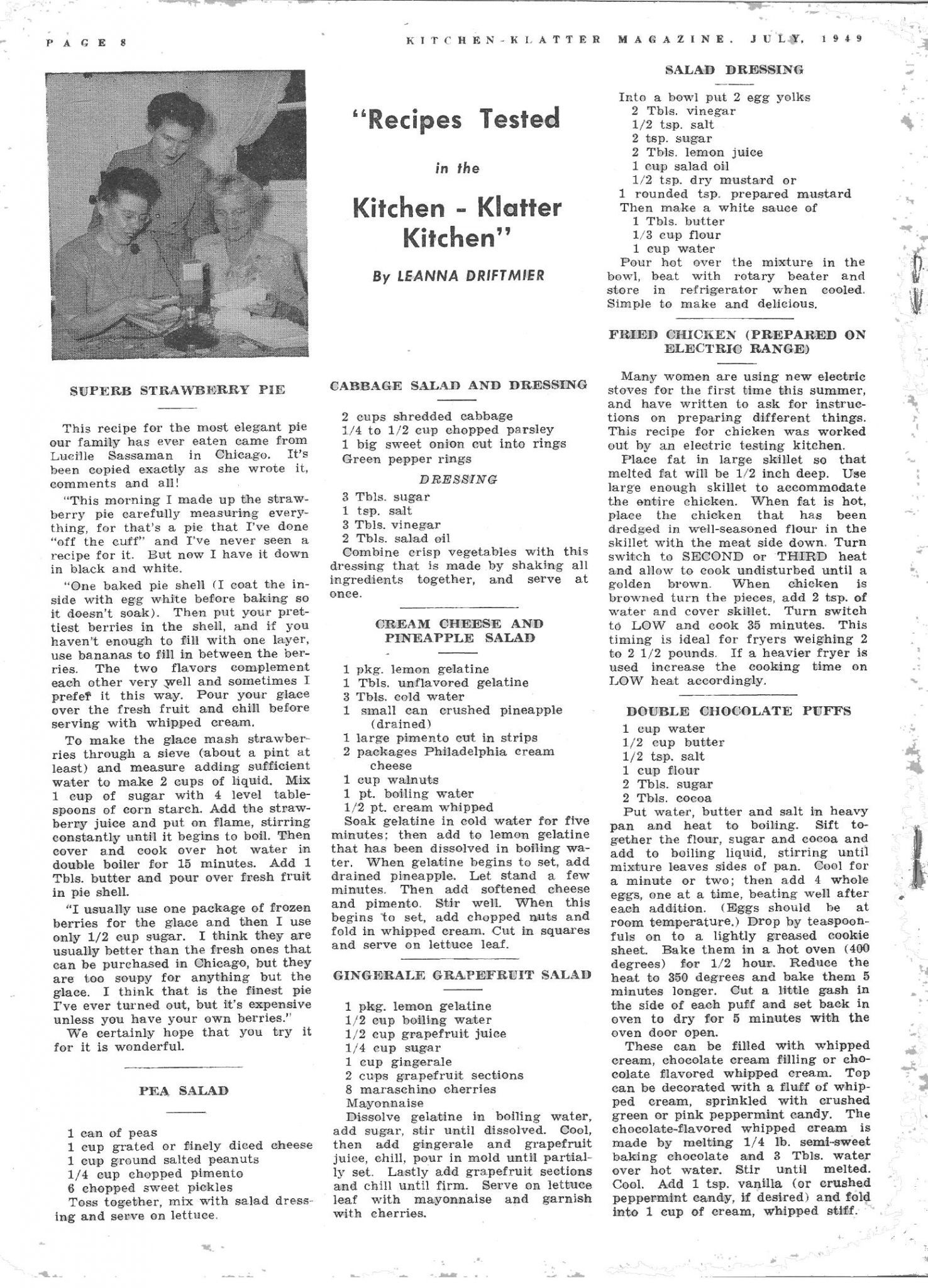 Superb Summer Salads - Page 6 of 6 - Southern Lady