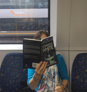 Hooray, readers are talking about Towards White – every author's dream come true! Book Pics Thank you to these amazing readers who have sent me pics of them reading Towards White – I love the…