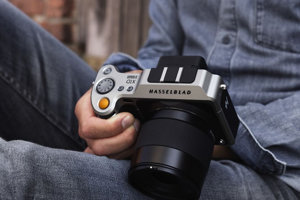 Hasselblad's X1D is a medium-format mirrorless camera | Photography