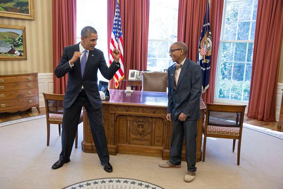 Twitter Gets Emotional With #ThankYouObama Salute To Outgoing President | The Huffington Post