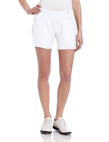 Adidas Golf women's Climalite Stretch Novelty Short $32.45 (50% OFF)