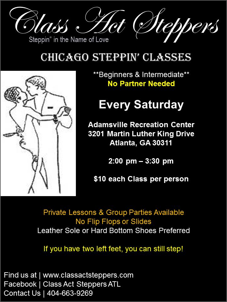 Class Act Steppers, Atlanta, Georgia
