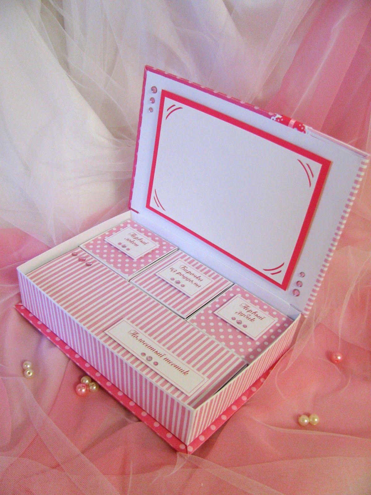 Как сделать и украсить подарочную коробочку из бумаги - Мама 12