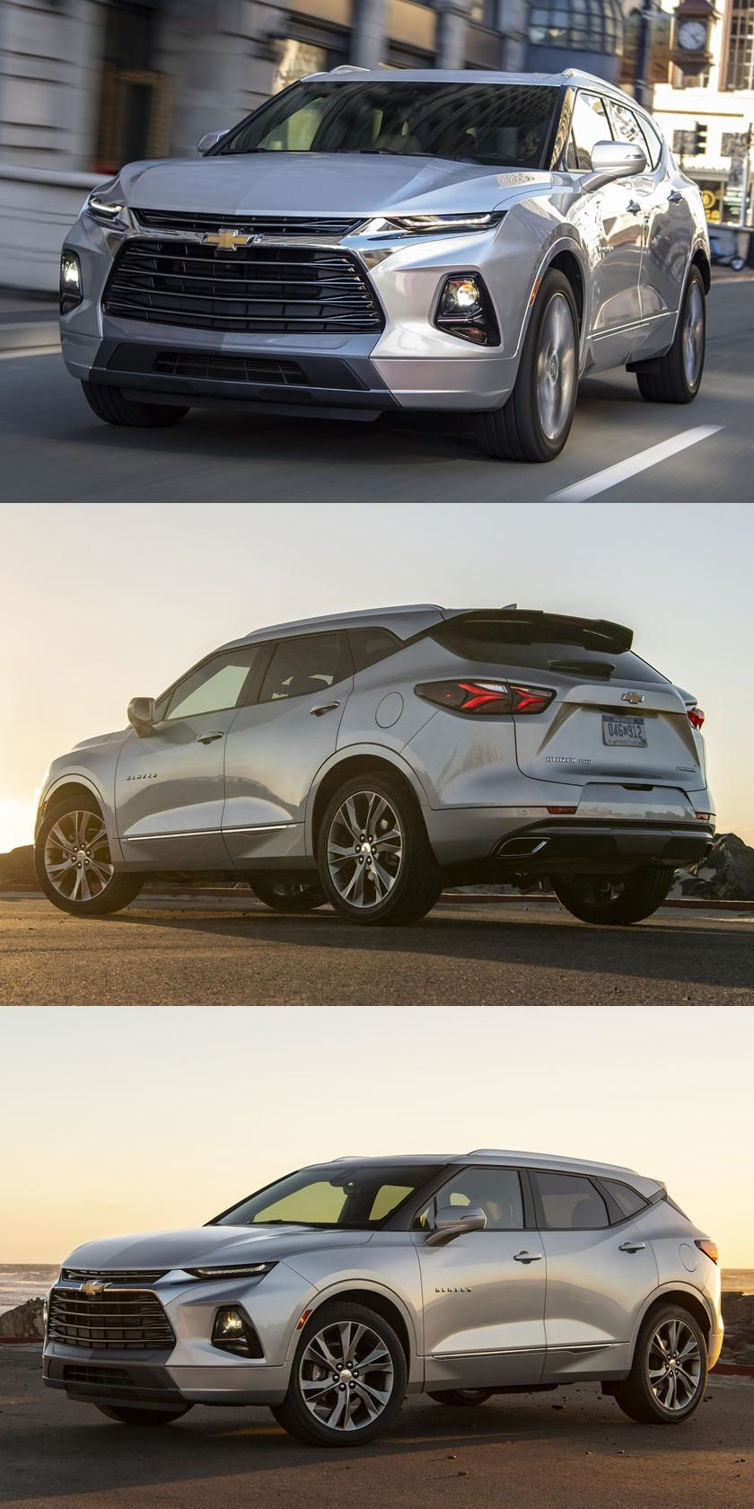 2020 Chevrolet Blazer Turbo Boasts Improved Economy. Find