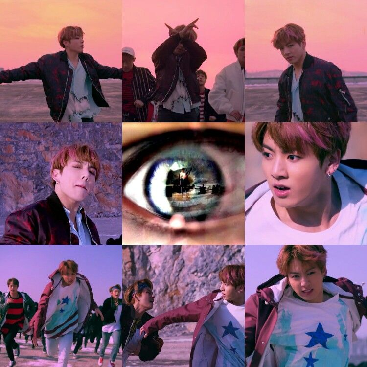 Jungkook ❤ BTS 'Not Today' MV~ 총 조준 발사! #BTS #방탄소년단