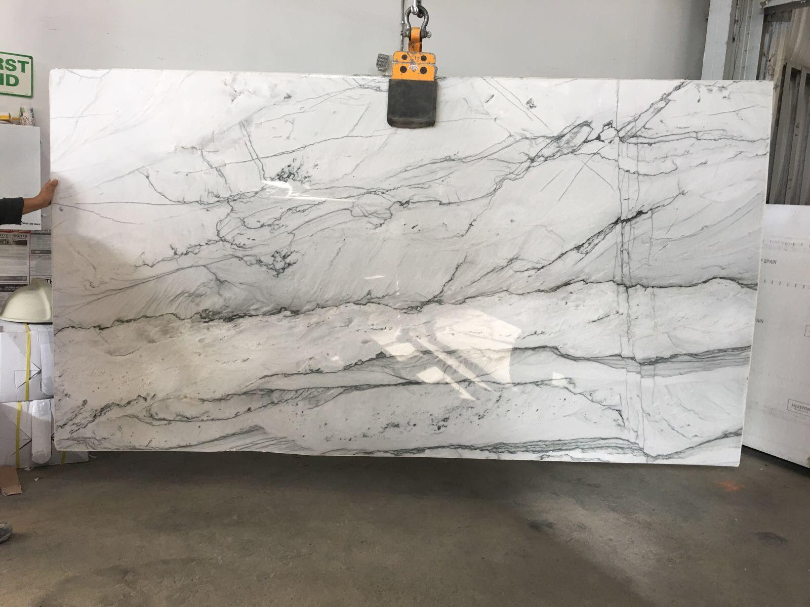 Infinity White Armina Stone Marble Quartz And Granite