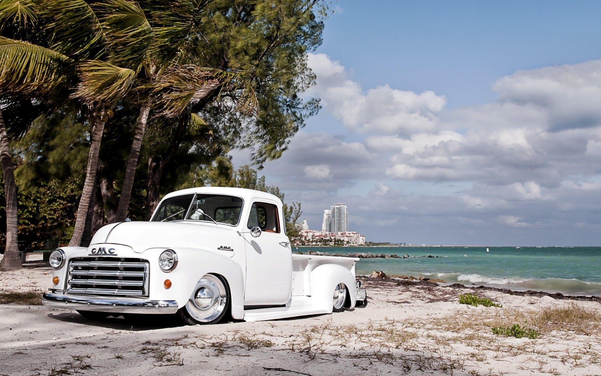 1948 Gmc Pickup Beach Cars Truck Yeah Lowriders