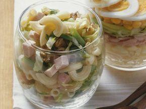 Lauchsalat mit Schinken ist ein Rezept mit frischen Zutaten aus der Kategorie Nudelsalat. Probieren Sie dieses und weitere Rezepte von EAT SMARTER!