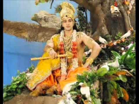 Star Plus Mahabharat Krishna Flute Theme | Krishna background song | Full HD Video