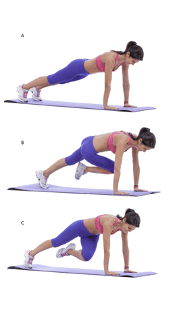 How To Get A Smaller Waist And Flat Belly Easy yoga