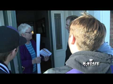 2014 K-State Baseball | Season Ticket Delivery