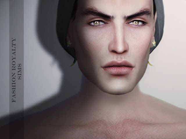 Sims 4 CC's - The Best: Male Realistic Skin by fashionroyaltysims
