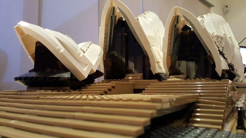 Lego 10234 Creator Sydney Opera House Httpflickrphotos
