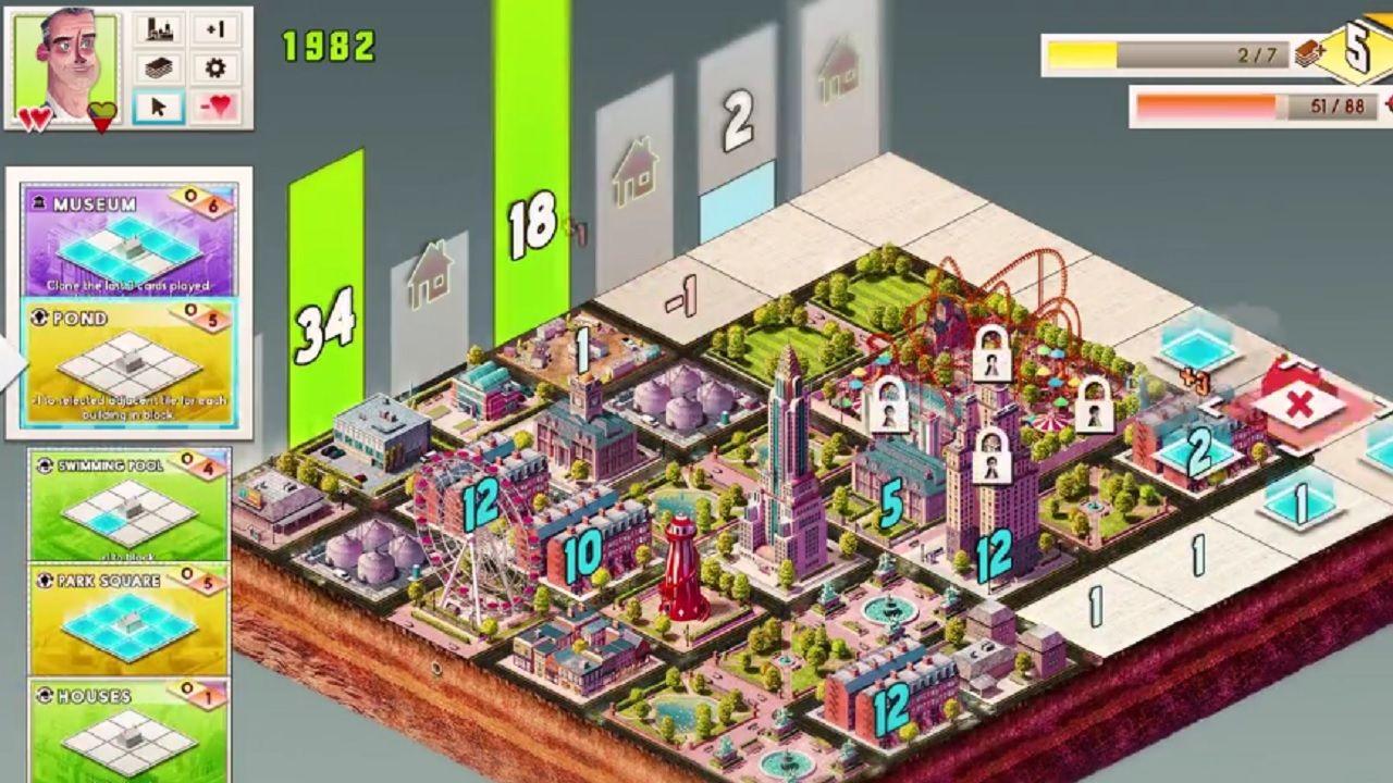 Concrete Jungle City Building Game City building game