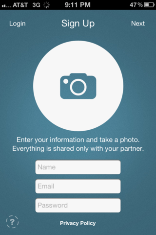 Mobile Patterns Sign Up Flows Mobile App Design App Design