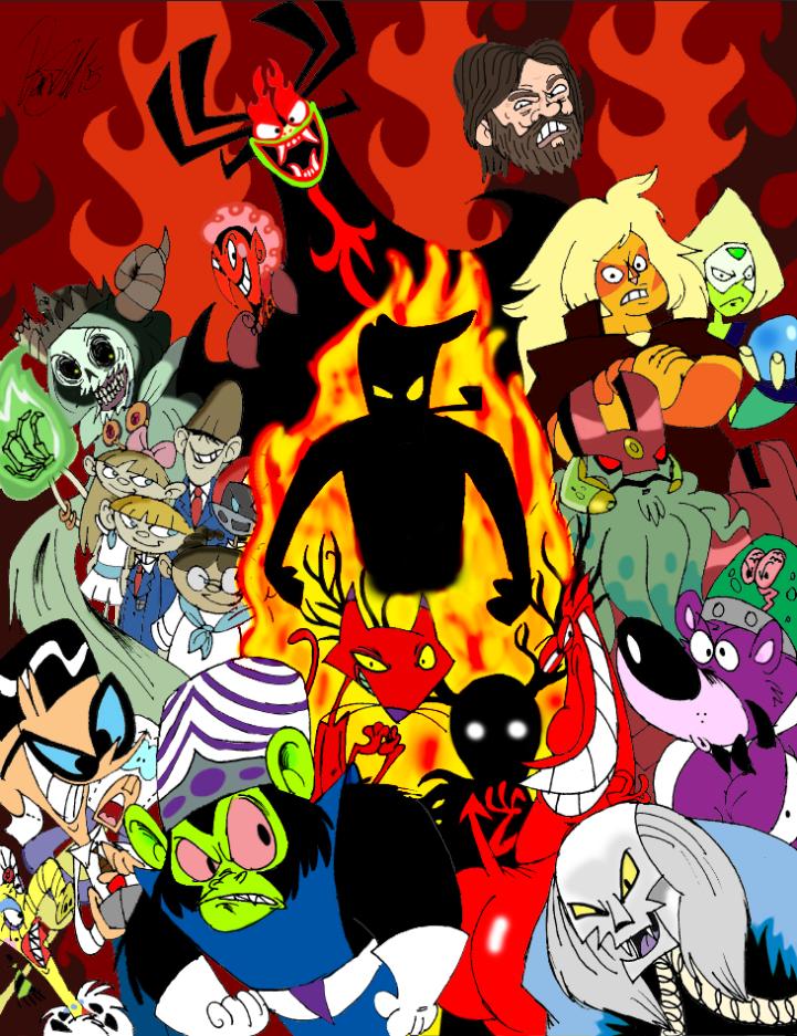 Cartoon Network Villain Google Search Comics Pinterest