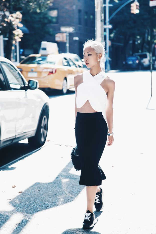 Exclusive: The Haute Pursuit's Vanessa Hong's 10 Favourite Outfits Ever via @WhoWhatWearUK