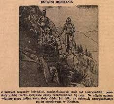 Ostatni Mohikanie Polonia 1930